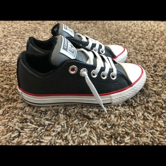 ae151eac4dcc Toddler boys Converse size 11